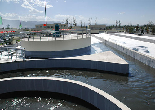 城市生活污水
