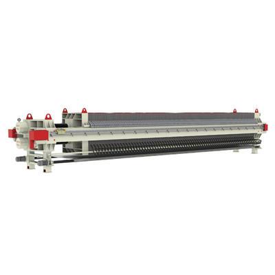 聚丙烯隔膜板框壓濾機