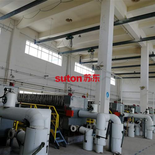 氯堿化工專用壓濾機