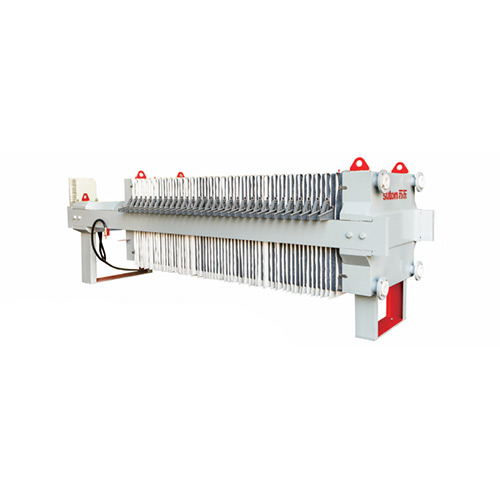 聚丙烯板框壓濾機