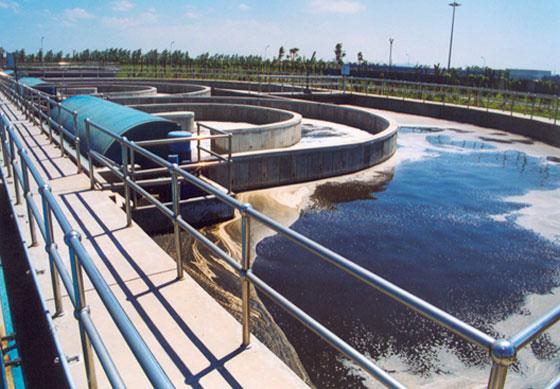 污水處理壓濾機電氣控制及管路的安裝